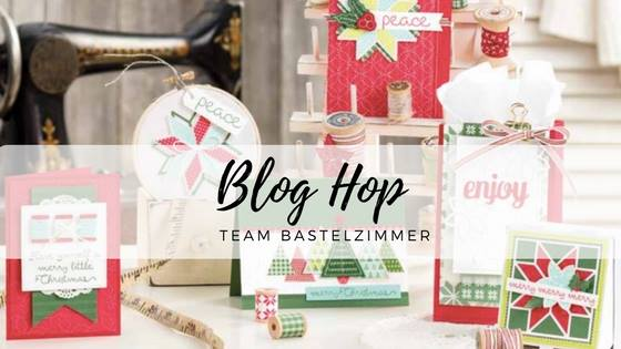 Blog Hop Team Bastelzimmer