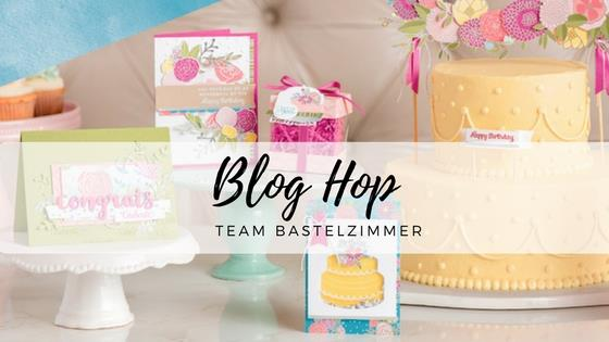 Blog hop – Team Bastelzimmer